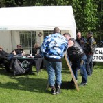 2009 Walkern Fair Stevenage Motorcycle club 2