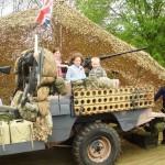 2009 Walkern Fair military