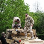 2009 Walkern Fair military 3