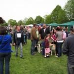 2009 Walkern Fair stalls 2