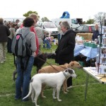 2009 Walkern Fair stalls 3