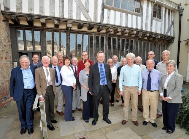 Magna Carta Barons Assoc Leicester 27 Sept 2013