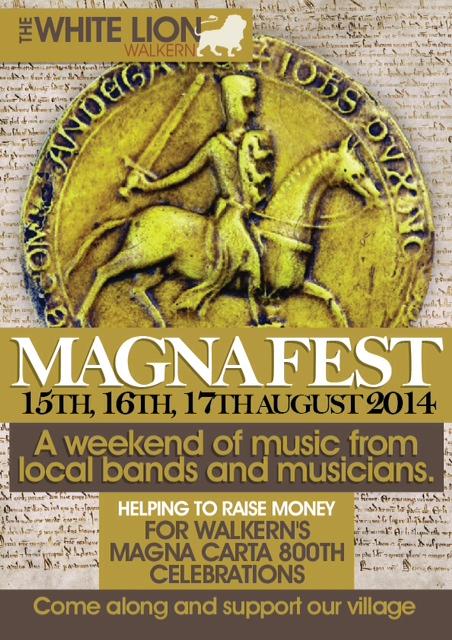 Magna Fest flyer